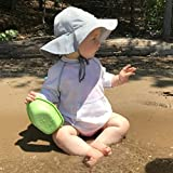 i play. by green sprouts baby-girls Brim Sun