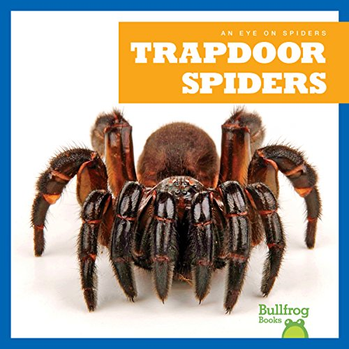 Trapdoor Spiders (Bullfrog Books: An Eye on Spiders)