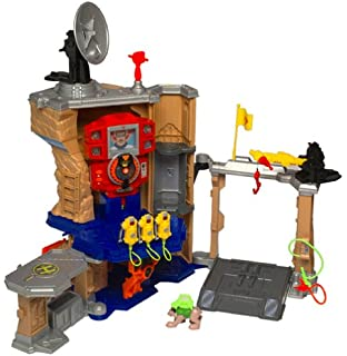 Amazon com: Fisher-Price Rescue Heroes Command Center: Toys