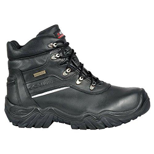 "Cofra 80580–000.w43Talla 43S3WR HRO SRC ""Parnaso Zapatos de seguridad, color negro"