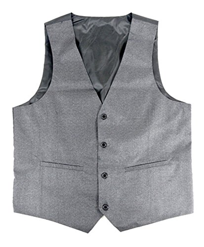 boxed-gifts Men's Rayon/Polyester Tuxedo Vest