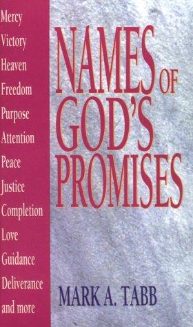 Names of God's Promises (Names of... Series) Tabb Mark