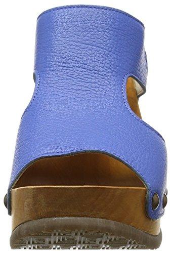 Fly London P143995000, Sandalias Abiertas Mujer Azul (Smurf Blue 002)