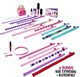 Cool Maker, Hollywood Hair Extension Maker with 6