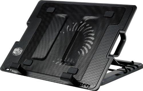 Cooler Master Ergostand - Ventilador para ordenador portátil (de 9