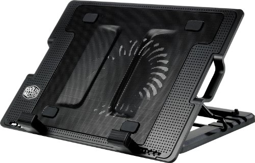 Cooler Master Notepal Ergostand   Height Adjustable Laptop Cooling Stand