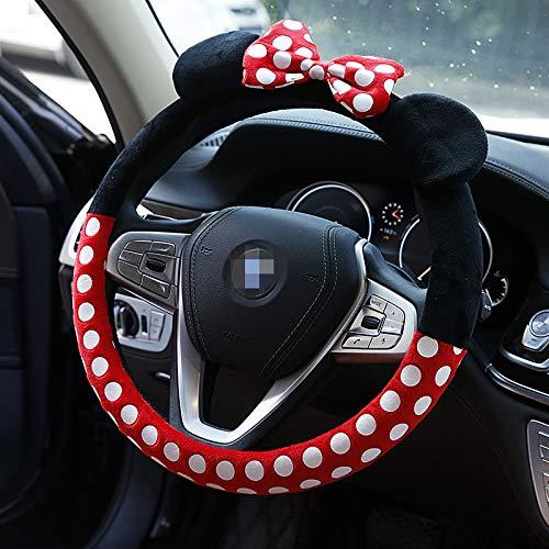 coprivolante Mickey Auto Accessori coprivolante Ocamo Regalo di Compleanno Regali da Uomo Minnie coprivolante Copertura Interna da Donna
