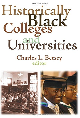 Search : Historically Black Colleges and Universities