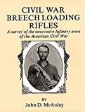 Civil War Breech Loading Rifles, John D. McAulay, 0917218299