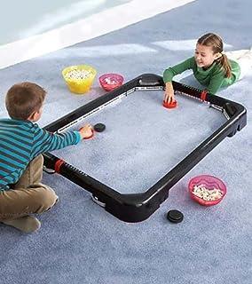 5fa7e411993 Amazon.com  Red Tool Box Air Hockey Table  Toys   Games