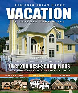 Designer Dream Homes Vacation Getaway Book By