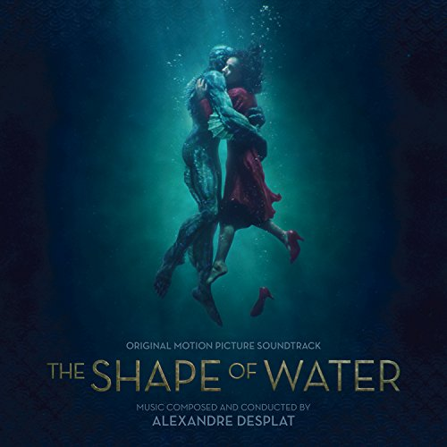 Image result for shape of water soundtrack