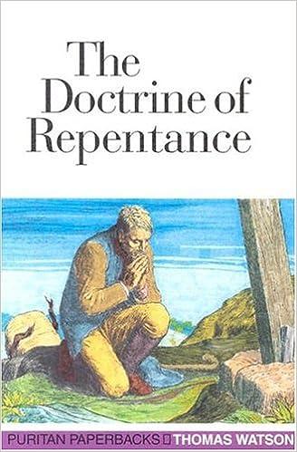 Doctrine of repentance puritan paperbacks thomas watson doctrine of repentance puritan paperbacks thomas watson 9780851515212 amazon books fandeluxe Images