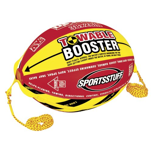 Doables Towable (Sportsstuff Doable 4K Booster Ball w/Custom Tow Rope - Watersports/Towables)