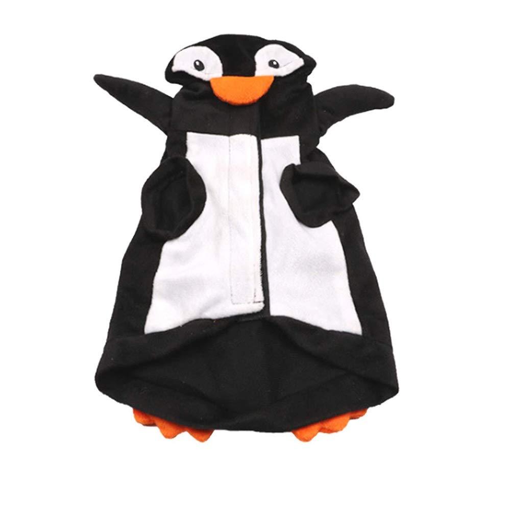 Amazon.com: Disfraz de pingüino para perro, para Halloween ...