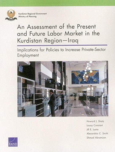 An Assessment of the Present and Future Labor Market in the Kurdistan Region―Iraq: Implications for Policies to Increase Private-Sector Employment by RAND Corporation