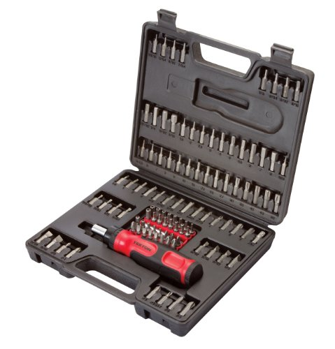 Michigan Industrial Tools Everybit Ratchet Bit Set - 105-Pie