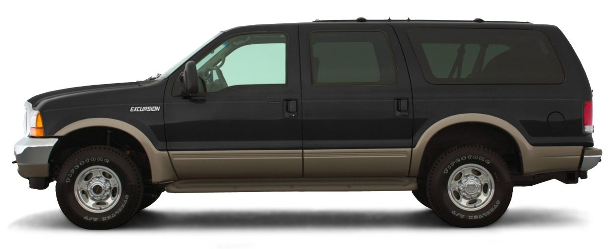 Ford Excursion Limited  Wheelbase