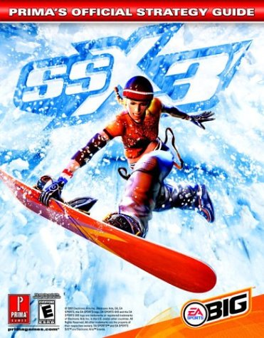 SSX 3 (Prima's Official Strategy Guide) (Playstation 2 Ssx)