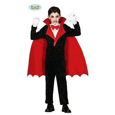 Guirca 83116 - Conde Vampiro Infantil Talla 10-12 Años: Juguetes y juegos