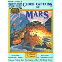 Cloud Captains of Mars & Conklin's Atlas of the Worlds (Space 1889)
