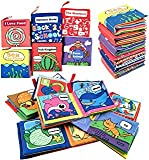 Cloth Book for Baby Soft Activity Books for Baby, Toddler, Infant...