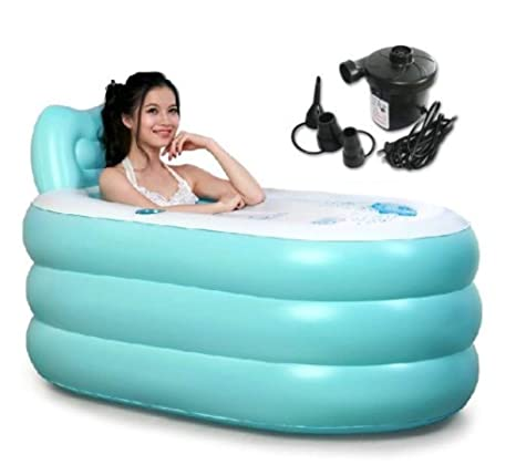 Amazon.com: Back To 20s - Spa a la moda, tina inflable para ...