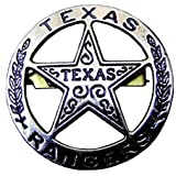 Estrella de Texas Ranger - placa sheriff