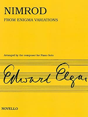 Nimrod From Enigma Variations Op. 36: Piano Solo (Music Sales America)