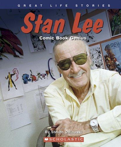 Stan Lee: Comic Book Genius (Great Life Stories) PDF