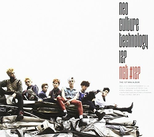 CD : NCT 127 - NCT 127 (Asia - Import)