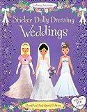 Sticker Dolly Dressing Weddings