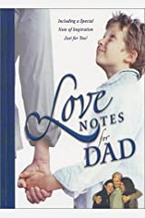 Love Notes for Dad Hardcover