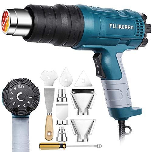Heat Gun Kit 1500W