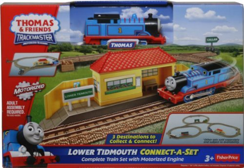 Thomas & Friends Trackmaster: Lower Tidmouth Connect-A-Set