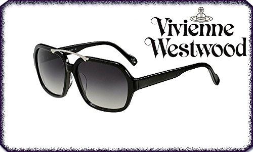 VivienneWestwood。ボーンのデザインのパーツが個性的なアイウェアです。