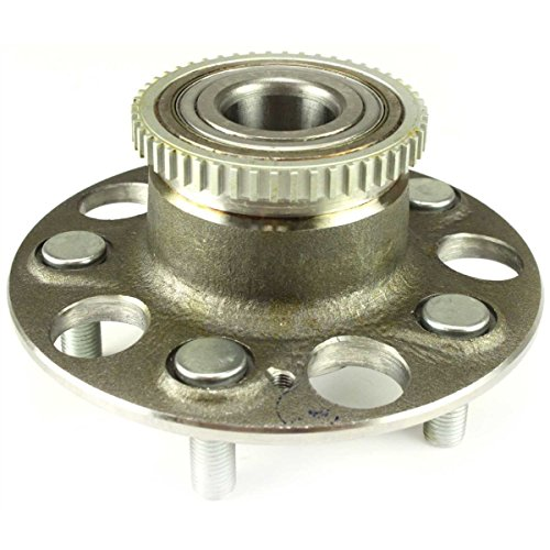 Diften 538-A0488-X01 - New 4-Wheel ABS Wheel Hub Assembly Rear Passenger Right or Driver Left Side