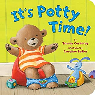book cover of It\'s Potty Time!