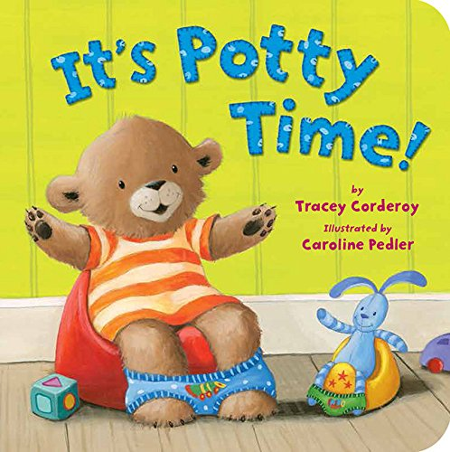 It's Potty Time book cover