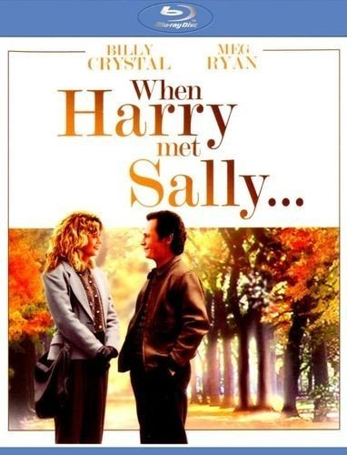 Blu-ray : When Harry Met Sally (, Digital Theater System, Dolby, AC-3, Widescreen)