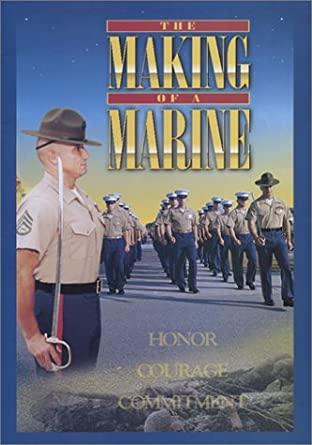 Amazon com: The Making of a Marine: Ron Tucker: Movies & TV