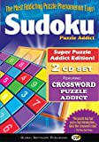 GSP Sudoku Unlimited + Crossword Addict 2CD Set