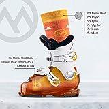 OutdoorMaster Kids Ski Socks - Merino Wool