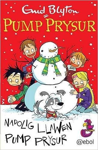 Book Nadolig Llawen Pump Prysur by Enid Blyton (2015-11-20)