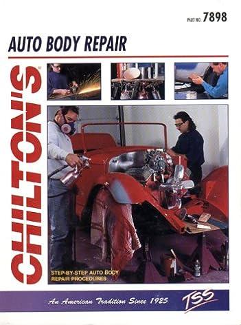 chilton s auto body repair chilton s guide to auto body repair rh amazon com Chilton Auto Repair Manual 2004 Jetta Auto Repair Manuals Chilton 1964-1971