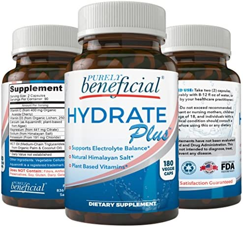 Electrolyte Supplement Himalayan Ketogenic Low ReHydrate