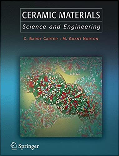 Ceramic Materials Science And Engineering C Barry Carter