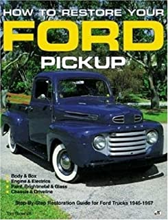 amazon com 1951 ford f series truck owners manual user guide rh amazon com 1951 Ford F1 Rat Rod 1948 Ford F1