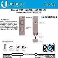 Ubiquiti NS5 NanoStation 5 802.11a Broadband CPE
