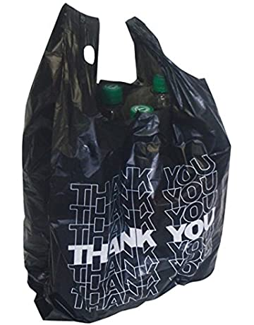 100 x bolsa de colour negro con asa de mano para camisa de hombre de funda